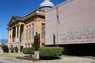 The Oklahoma Territorial Museum in Guthrie Photo provided Photo provided