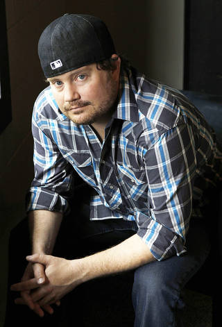 This Aug. 3, 2010 photo shows Randy Rogers, leader of the Randy Rogers Band, in Nashville, Tenn. (AP Photo/Mark Humphrey) ORG XMIT: NYET427