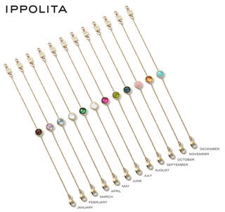 """Make it personal. Give Mom a gift of unique bracelets from Ippolita's """"Lollipop"""" collection with matching birthstone bracelets for children. (www.ippolita.com)"""