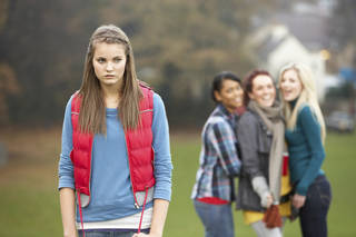 A survey by the Olewus Bullying Prevention Program found that 1 in 6 American kids have been bullied, and it's something they're worrying about. (©istockphoto.com/omgimages)