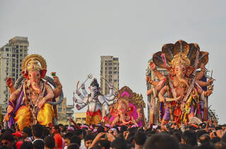 Hindus around the world celebrate Ganesh Chaturthi, honoring the religion's most memorable god. (©istockphoto.com/PisitBurana)