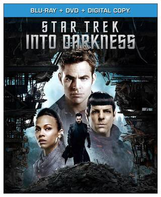 "Blu-ray review: ""Star Trek Into Darkness."""