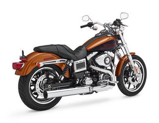 """Harley-Davidson is recalling more than 3,300 FXDL Dyna Low Rider bikes because engine vibration can turn the switches from """"run"""" to """"accessory."""" The recall covers motorcycles from the 2014 ½ model year. AP Photo Brad Chaney - AP"""