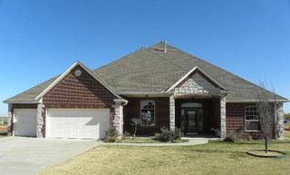 Fannie Mae repossessed this house in south Oklahoma City when the owner failed to keep paying the mortgage. - PROVIDED