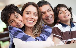 There is nothing more important than a good, safe, secure home. -- Rosalynn Carter (Megan Wallgren)