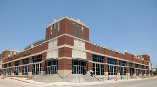 Enid Event Center. (Enid News & Eagle)