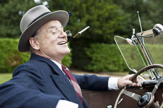 "Bill Murray as Franklin D. Roosevelt in a scene from ""Hyde Park on Hudson."" AP Photo/Focus Features"