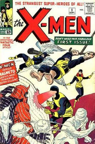"""The heirs of Jack Kirby, whose flambouyant artwork graced the pages of Marvel comics such as """"X-Men,"""" lost a legal battle to gain ownership of the comic book characters Kirby drew."""