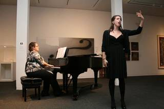 Tuesday Noon Concerts, the complimentary concert series featuring University of Oklahoma School of Music students, returns to the Fred Jones Jr. Museum of Art at noon on Tuesday. Concerts will be held each Tuesday through Nov. 19 and feature a variety of musical performances. Photo provided unknown