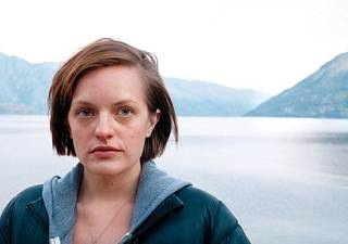 "Elizabeth Moss of ""Mad Men"" stars in ""Top of the Lake,"" a Sundance Channel miniseries recently released on ""Netflix."""