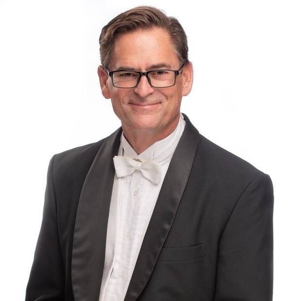 Karl Sievers is principal trumpet for the Oklahoma City Philharmonic. [Photo provided]