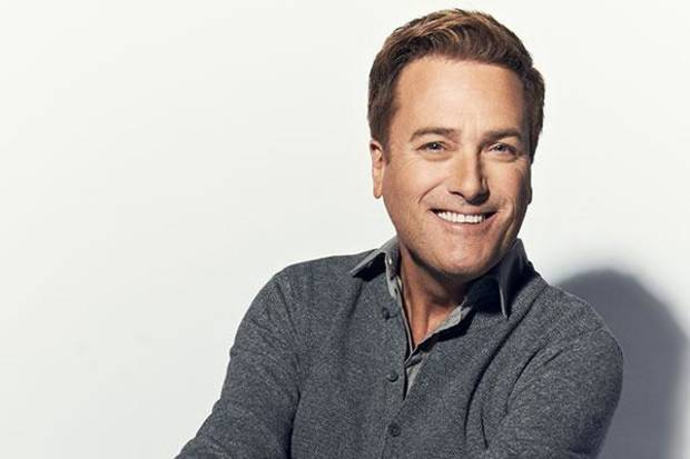 Contemporary Christian recording artist Michael W. Smith
