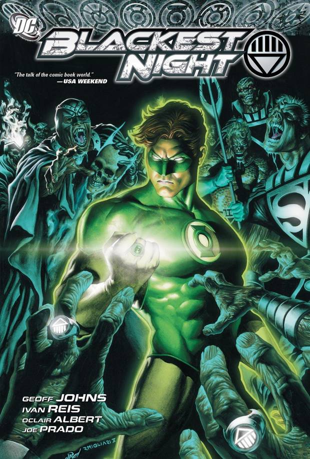 """Blackest Night"" (DC Comics)"