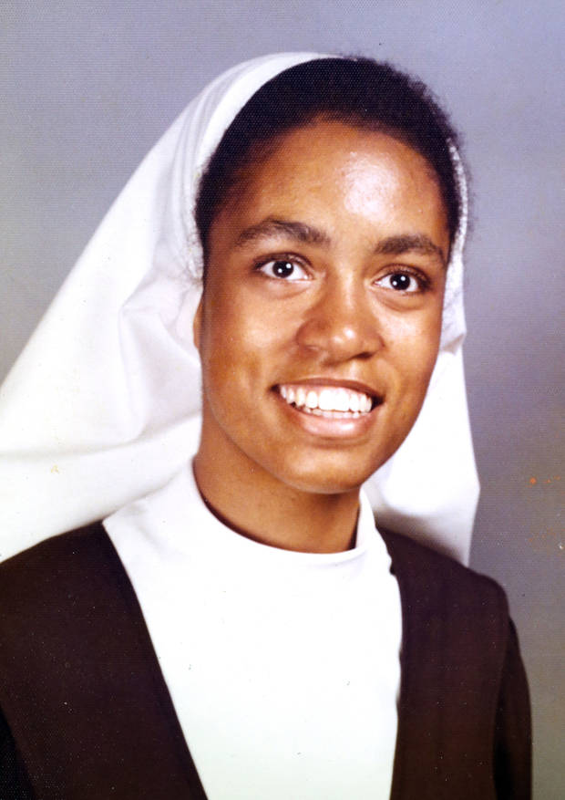 Sister Veronica Higgins [Photo provided]