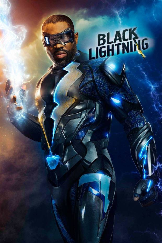 Cress Williams stars as Black Lightning on the CW.