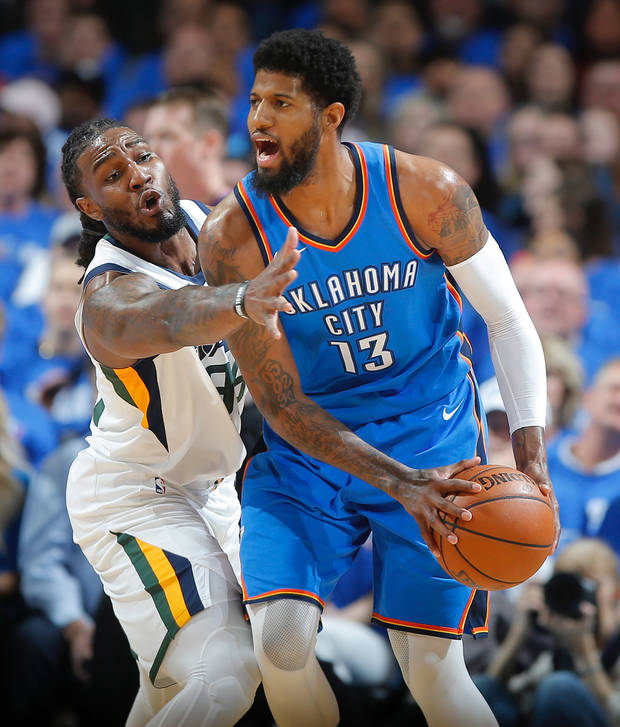 Could Paul George's free agency documentary signal a departure from OKC?