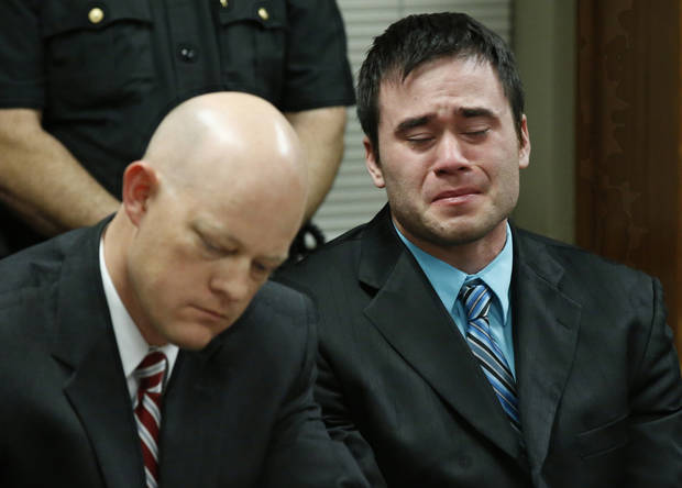 Oklahoma city cop Daniel Holtzclaw found guilty of rapes