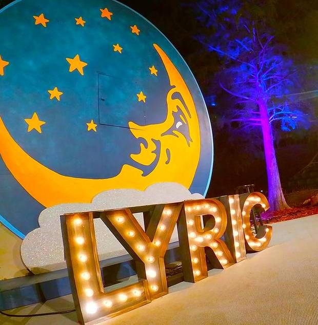 "Lyric Theatre is performing its ""Lyric's Moonlight Cabaret"" through Oct. 4 on the Myriad Botanical Gardens Water Stage. [Photo provided]"