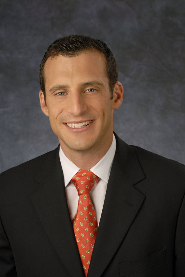 photo - Doug Gottlieb <strong>John P. Filo</strong>