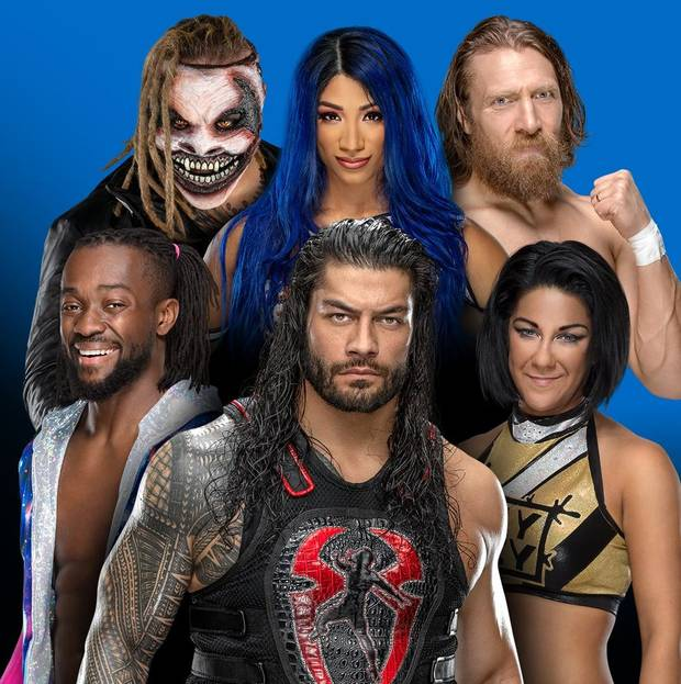 """WWE Friday Night SmackDown"" is coming to Tulsa at 6:45 p.m. Jan. 31 at the BOK Center, 200 S Denver. [Poster image provided]"