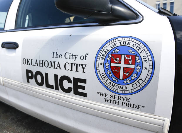 An Oklahoma City police car is pictured in this 2016 file photo. [Photo by Kurt Steiss, The Oklahoman]
