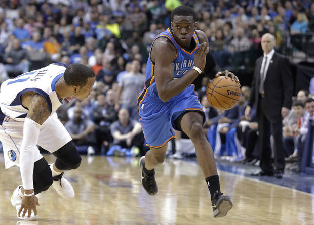 Reggie Jackson will not play tonight against Sacramento Kings