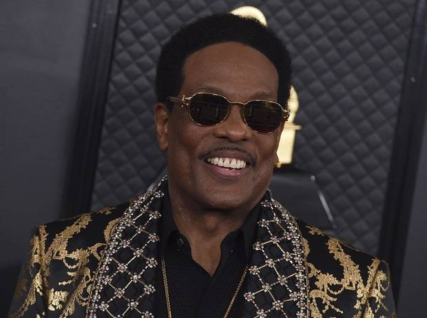 Charlie Wilson arrives at the 62nd annual Grammy Awards at the Staples Center on Sunday, Jan. 26, 2020, in Los Angeles. [Photo by Jordan Strauss/Invision/AP]