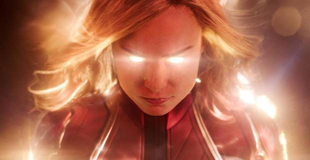 Captain Marvel Is Certified Fresh