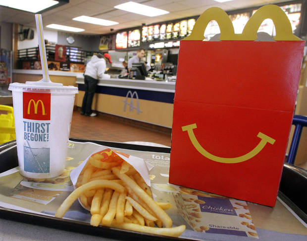 Here's How McDonald's Makes Its French Fries