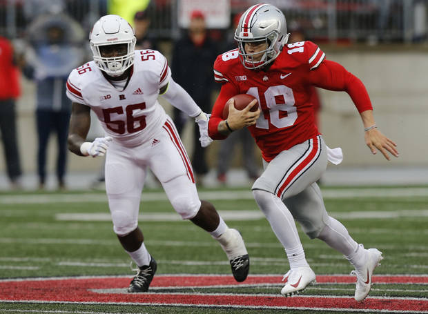 TCU Horned Frogs lead Ohio State Buckeyes 14-13 at halftime