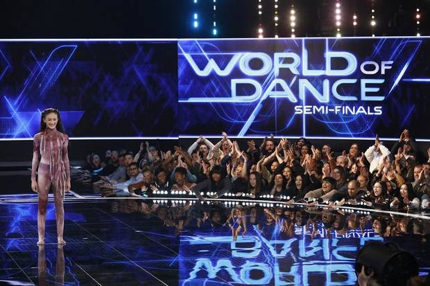 "Keagan Capps appears on the ""World of Dance"" semifinals. [Photo by Trae Patton/NBC]"