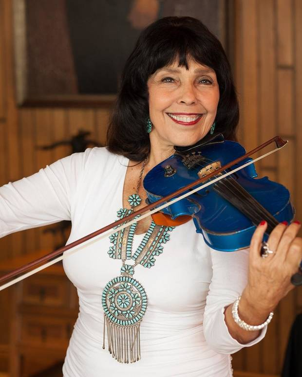 Respected country instrumentalist Jana Jae will host her long-running Jana Jae Fiddle Camp and Music Festival over Labor Day weekend in Grove. [Photo provided]