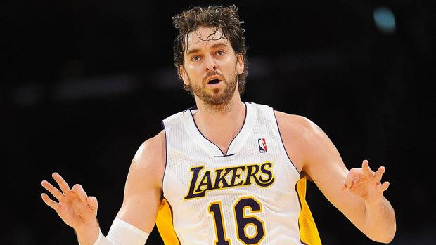 photo - Pau Gasol is reportedly now a