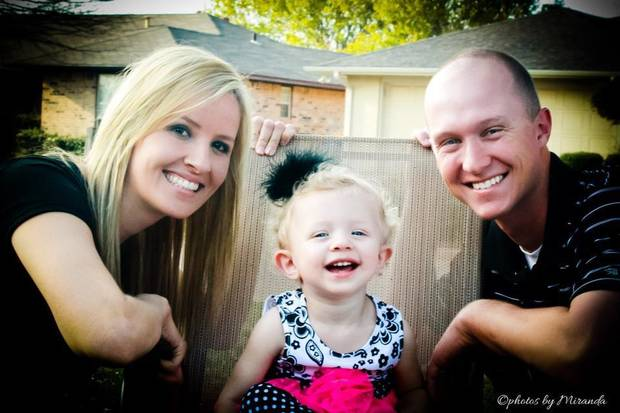 photo - From left, Courtney, Kennedy and Cody Price. PHOTO PROVIDED