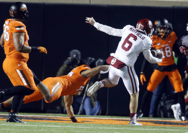 Oklahoma football: Sooners remain No. 3 in latest College Football Playoff rankings