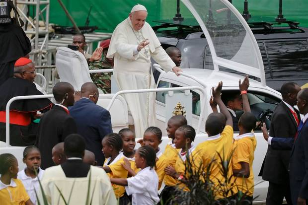 Catastrophic If Special Interests Derail Climate Talks, Says Pope