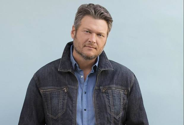 Blake Shelton [Jim Wright photo]