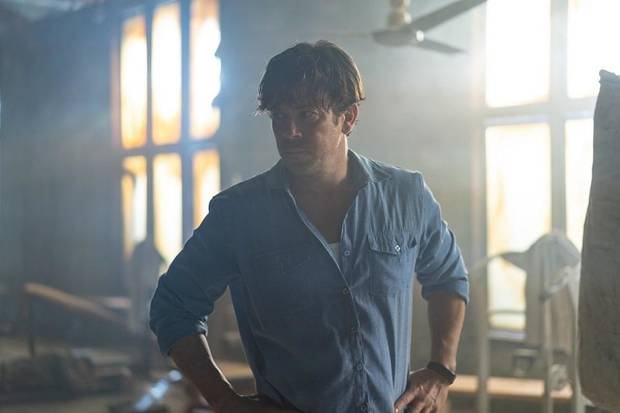 "Christian Kane stars in the new series ""Almost Paradise,"" premiering Monday on WGN America. [Photo provided]"
