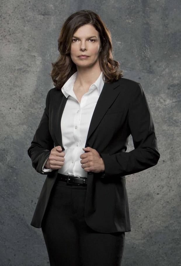 "Jeanne Tripplehorn played Alex Blake on the CBS drama ""Criminal Minds"" from 2012 to 2014. She is returning to television in the upcoming HBO series ""The Gilded Age."" [CBS photo]"