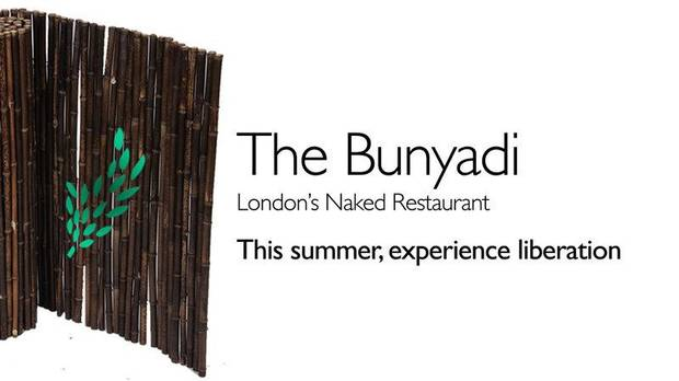 A New Naked Restaurant Says It Has An 8,000-Person Waiting List To Dine