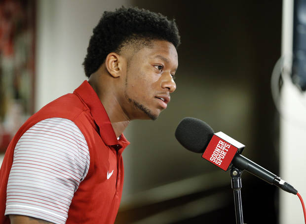 Joe Mixon to speak for the first time since release of video