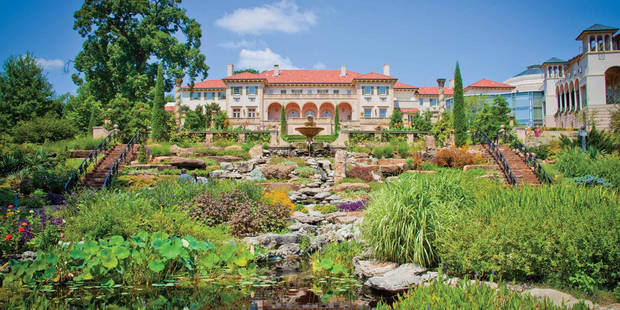 As part its efforts in the face of the global COVID-19 crisis, the Andrew W. Mellon Foundation recently awarded Tulsa's Philbrook Museum of Art $731,000 in emergency funds as part of the new Art Museum Futures Fund. [Photo provided]