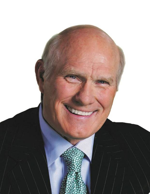 Terry Bradshaw [Photo provided]