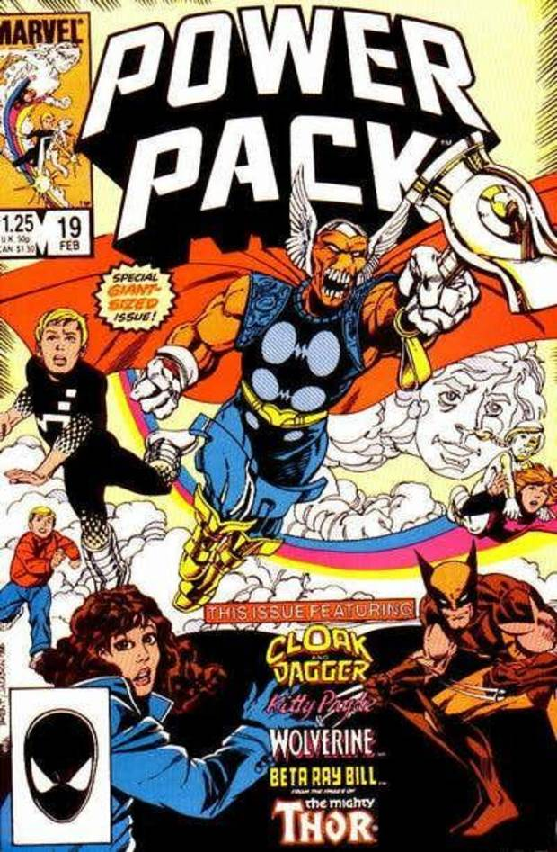 Power Pack #19