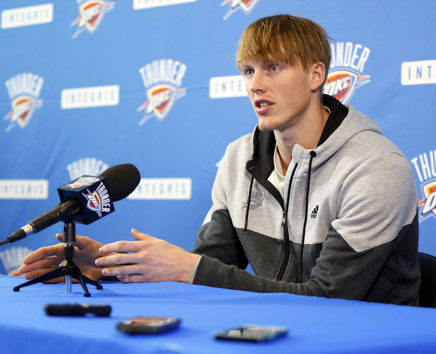 The Thunder are waiving Kyle Singler using the stretch provision