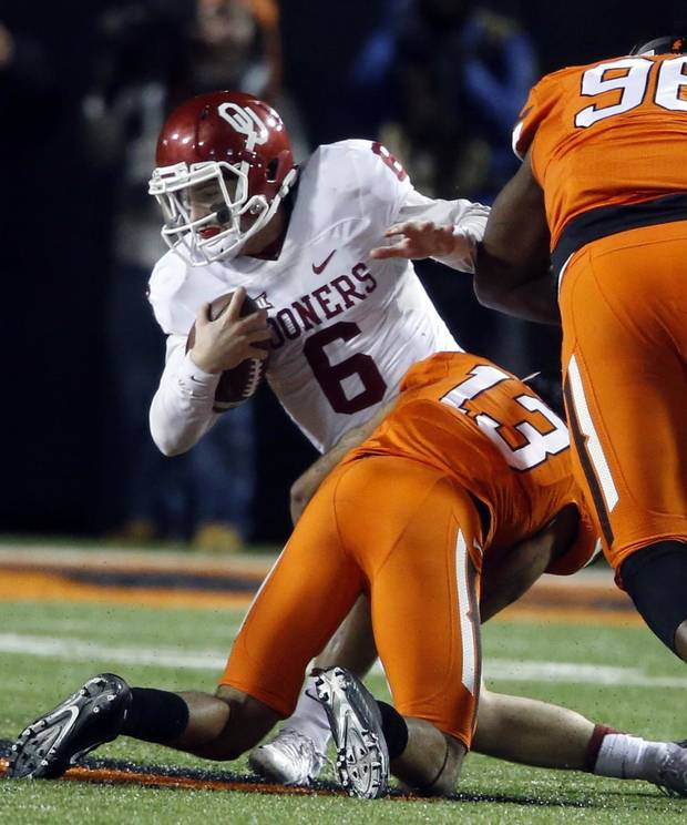 Oklahoma overwhelming preseason pick for 10th Big 12 title