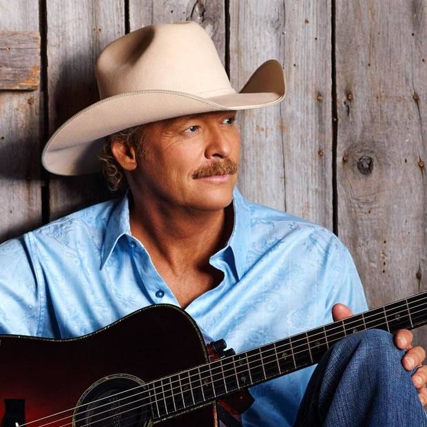 Alan Jackson [Photo provided]