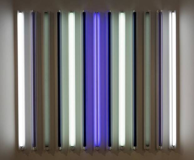 """Lucky You,"" a 2011 work by influential contemporary artist Robert Irwin, is to be included in ""Bright Golden Haze,"" the inaugural exhibition at the new Oklahoma Contemporary Arts Center. [Photo by Clare Britt]"