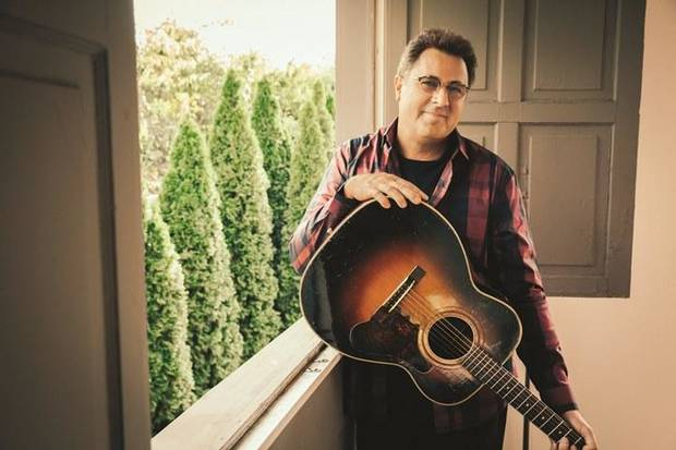 Vince Gill. Listing offered