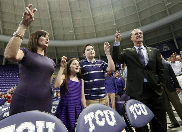 TCU basketball secures the coach it wanted for decades